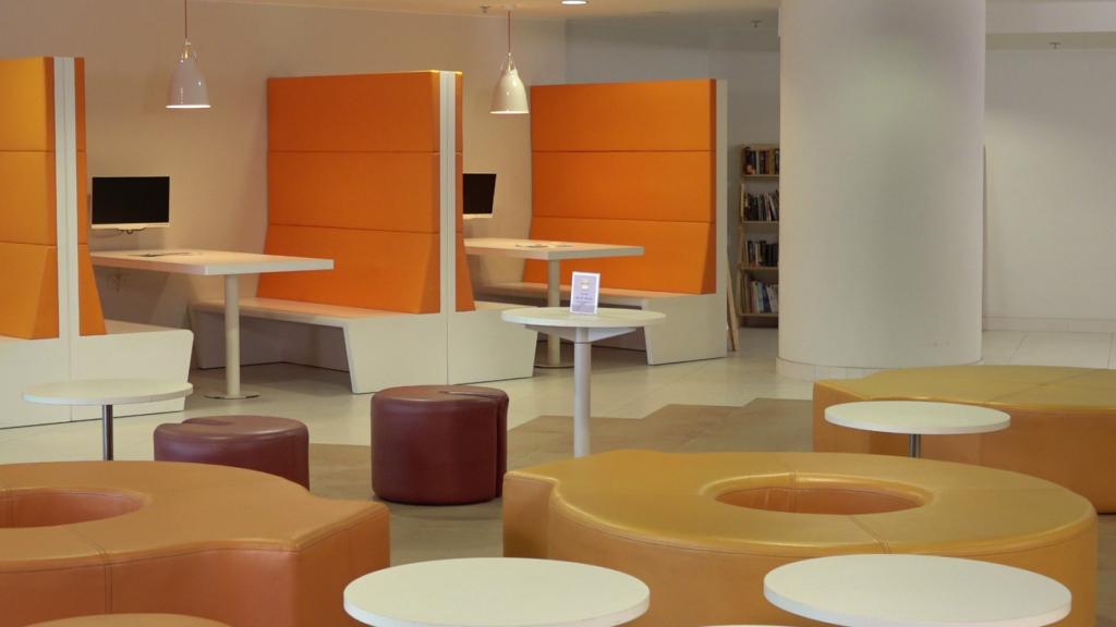 Student Lounge RLG1